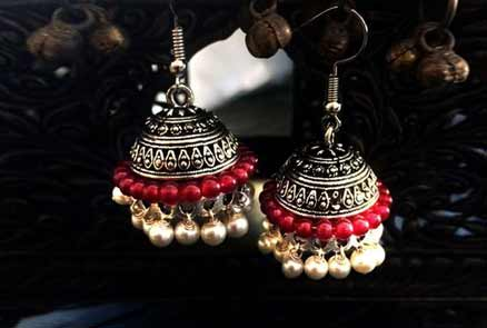 Oxidized jewellery in Jaipur