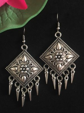 oxidized fancy jewellery